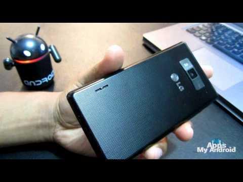 LG Optimus L7 p708g: Review y características [Telcel] (Español Mx)