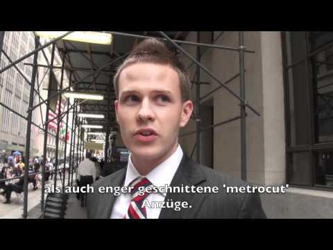 New York talking -- Wall Street Fashion