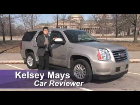 2009 GMC Yukon Hybrid Video
