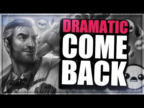 Dramatic Comebacks | PKB Dovah