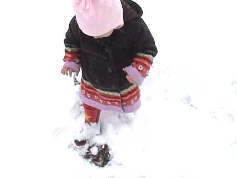 Milla's sense of snow