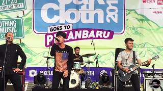 "Lost Contact - Rock For Everyone (Feat. Ogie ""RRCI"") Live on stage JakCloth goes to Pekanbaru 2017"