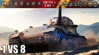 Pz.Kpfw. VII ИМБА ТАНК, Колобанов, 10 фрагов World of Tanks лучший бой