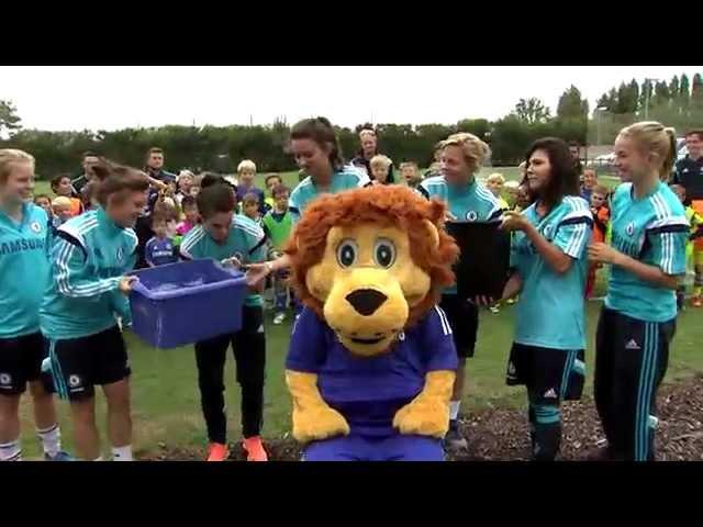 Stamford's ALS Ice Bucket Challenge