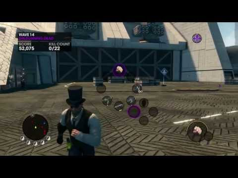 Co-Op Saints Row The Third, Whored Mode 