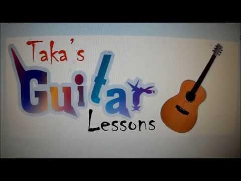 Taka吉他教室 第六堂課: 和弦樂理解析