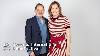 Geena Davis discusses women in Hollywood and the documentary 'This Changes Everything' | TIFF 2018