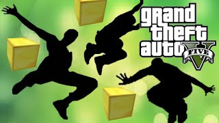 Parkour Game (GTA 5 Online)