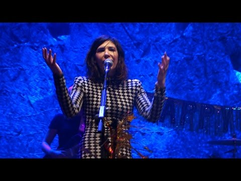 Sleater-Kinney � Faith (George Michael cover) - San Francisco, Live, 12-31-16, front rows, The Masonic. Britt Daniel and The Thermals join the band for the final song! Carrie: Way past my...