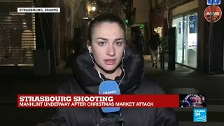 'The Christmas market is Strasbourg's most famous event'