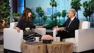 Zooey Deschanel Talks Co-Star Justin Timberlake