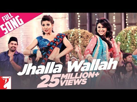 Jhalla Wallah - Full Song | Ishaqzaade | Arjun Kapoor | Parineeti Chopra