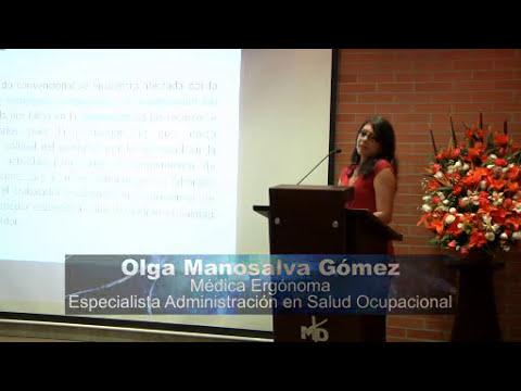 Relación de la Ergonomía con la Salud Ocupacional