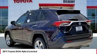 2019 Toyota RAV4 Hybrid Cathedral City CA 239520