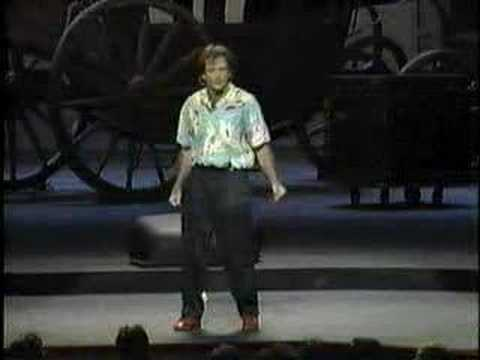 Robin Williams - Live At The Met - Alcohol/Marijuana Video