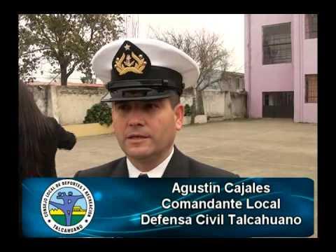 Aniversario Defensa Civil 2013
