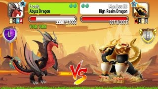 Dragon City - Fighting Battle + Leagues 297 [Full Missions & Boss 2017]