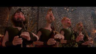 3 Nuevos videos de Valiente (Brave) de Pixar