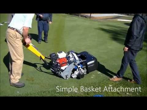 ATT Infinicut Hybrid Walker   CS Turf Products