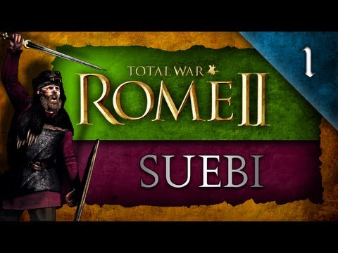 Let's Play: Total War: Rome II (Suebi) - Ep. 1 by DiplexHeated