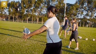 Combining sport with study | Curtin Sport & Recreation