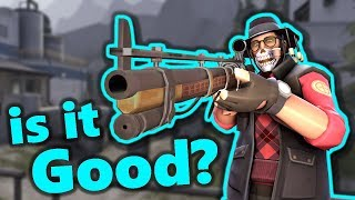 TF2: Bazaar Bargain vs. Stock Sniper Rifle