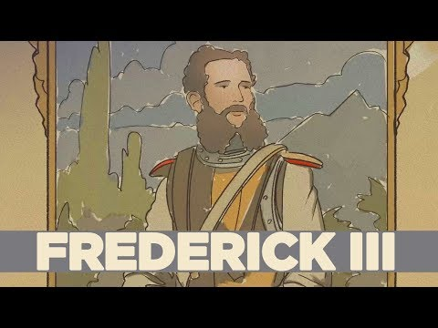 Frederick III - German Emperor who could have Stopped the World Wars