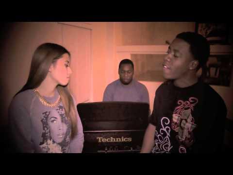 Rihanna -Stay ft. Mikky Ekko COVER VIDEO Erika David and Marcus Marshall