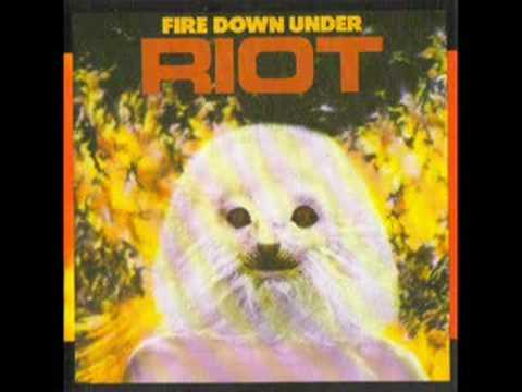 Riot - Outlaw