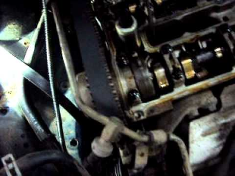 2000 Ford Contour Timing Belt Replacement on timing belt replacement tools