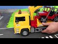 Fire Truck, Excavator, Dump Trucks, Tractor & Bulldozer | Bruder Construction Toy Vehicles for Kids