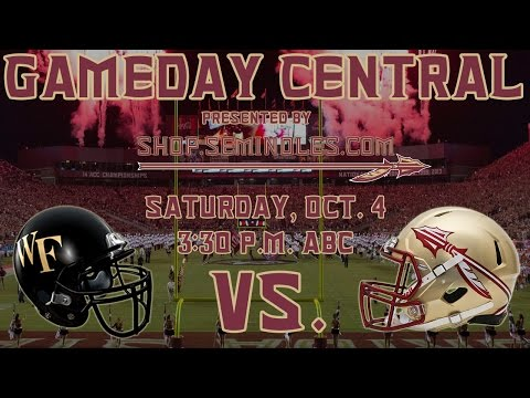 It's Gameday: Florida State vs. Wake Forest