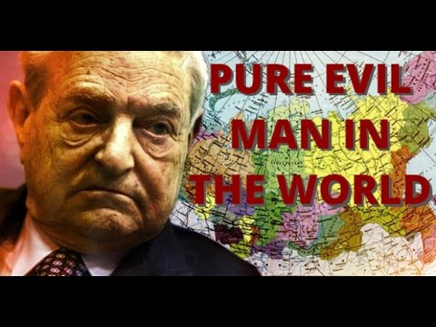 George Soros Eats Babies / One World Gender Order