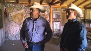 The Ride with Cord McCoy: Adams Ranch
