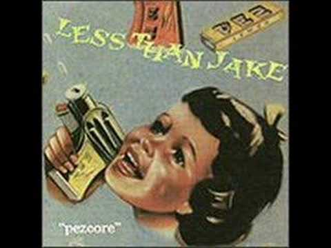 LESS THAN JAKE: One Last Cigarette
