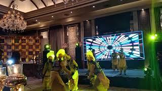 Điệu nhảy cực sôi động và độc đáo của Ấn Độ