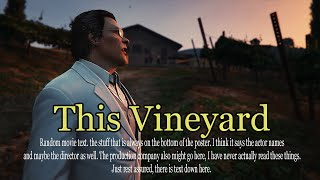 This Vineyard [Official HD Teaser]