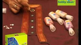 Decorating Your Kurti
