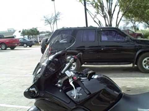St1300 Honda Test Honda st 1300 Extended Test