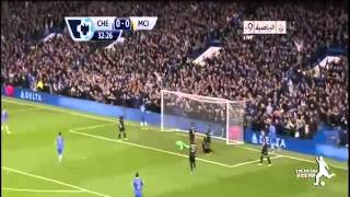 Chelsea 2 - 1 Manchester City | 27.10.2013 | [Full HD]