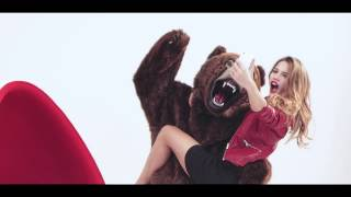 Anna Suponeva for ZTE Mobile BEAR action