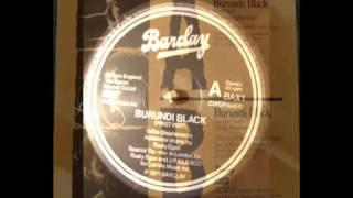 Burundi Black -  Maxi Single / Camera-Club / Best-of