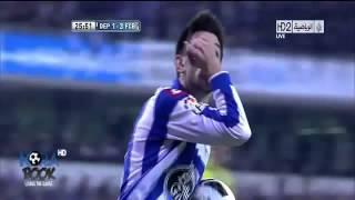 برشلونة 5 - 4 ديبورتيفو لاكورونيا - بتاريخ 20-10-2012