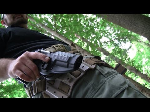 Blackhawk Serpa Dropleg Holster