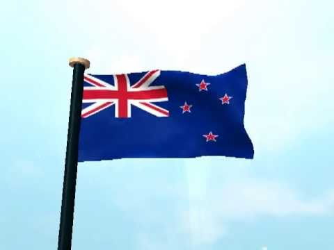 New Zealand Flag 3D Live Wallpaper