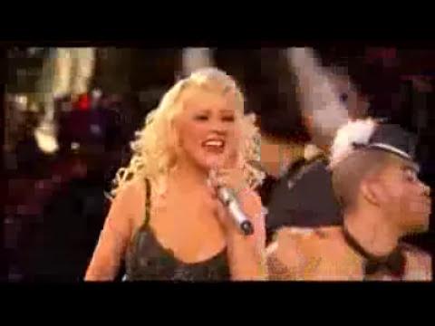 Christina Aguilera Moulin Rouge Lady Marmalade