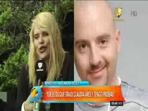 Habló el DJ apuntado de ser el responsable del polémico audio de Muscari