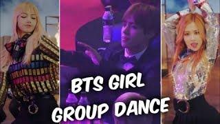 BTS Girl Group Dance Compilation