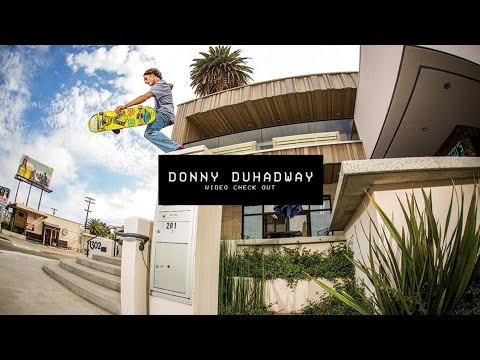 Video Check Out: Donny Duhadway