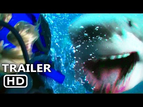 47 METERS DOWN Official Trailer (2017) Mandy Moore, Shark Movie HD